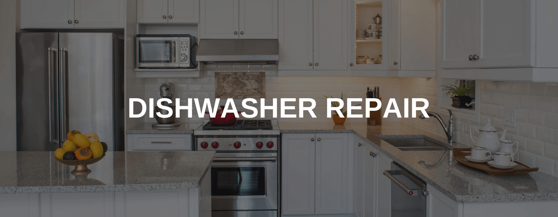 dishwasher repair missouri city